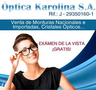 Óptica Karolina - Cabiguia