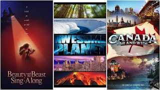 New Epcot Films Opening January 17th 2020, Posters