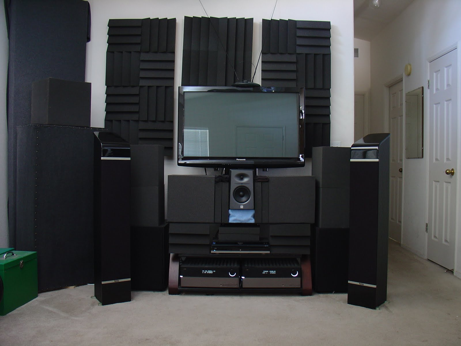 Sick Of Small Speakers!