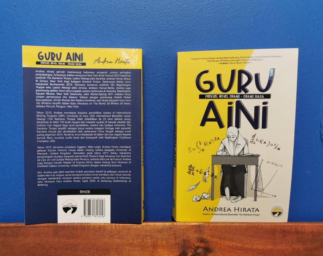 Guru Aini Oleh Andrea Hirata Edisi Bahasa Melayu