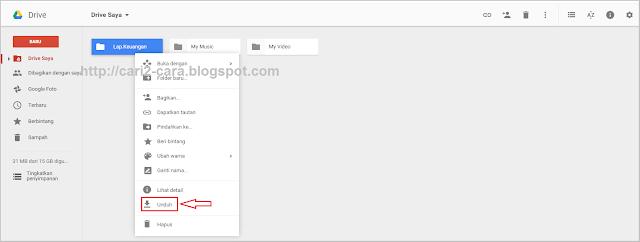 Cara Mengambil File Yang Tersimpan Di Google Drive Cara Mengambil File Yang Tersimpan Di Google Drive