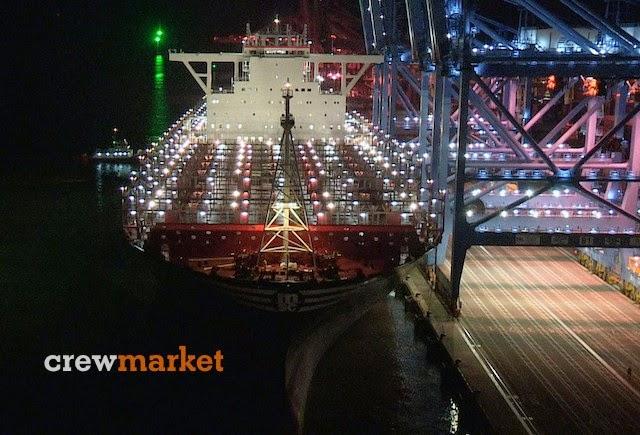 MSC Oscar 19224 TEU самый крупный контейнеровоз в мире