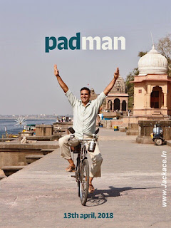 PadMan First Look Poster 1