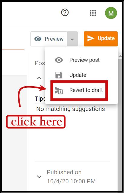 revert-your-post-back-to-draft