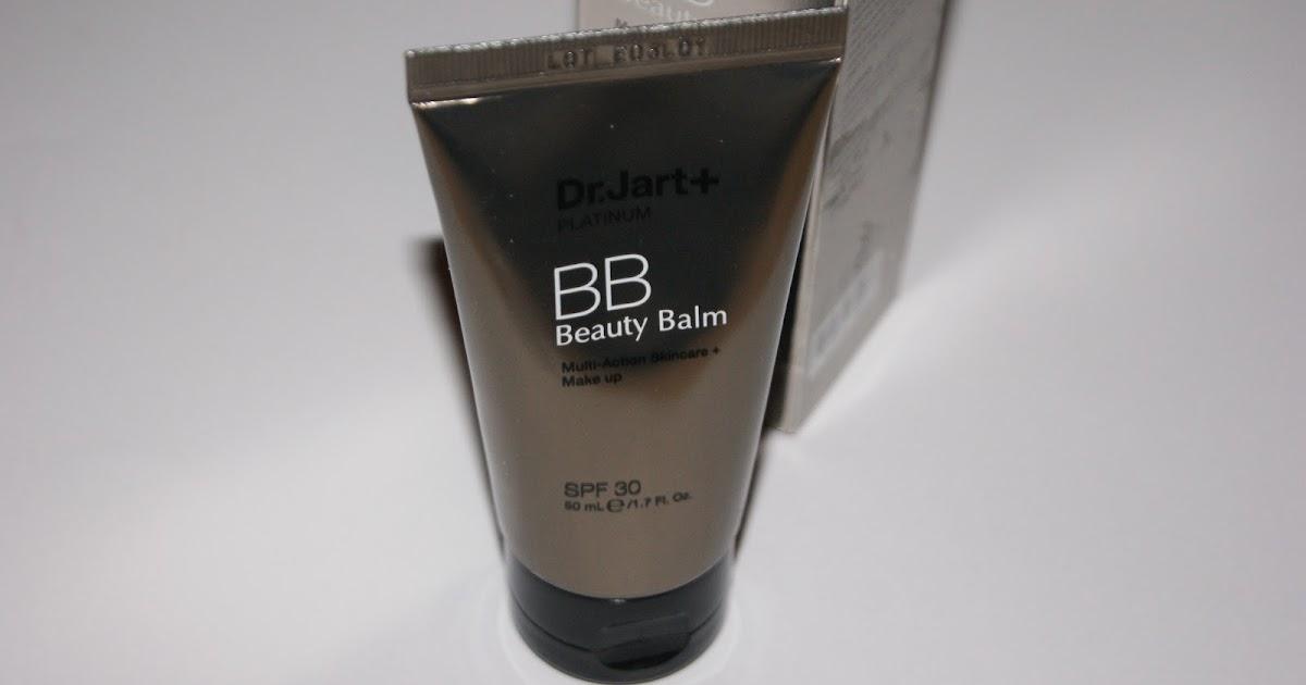 Dr Jart Platinum Bb Cream Review The Sunday Girl