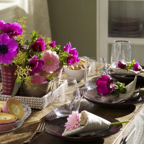 Birthday Table Decoration
