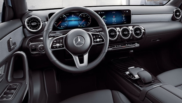 Mercedes-Benz Classe A Sedan 2020