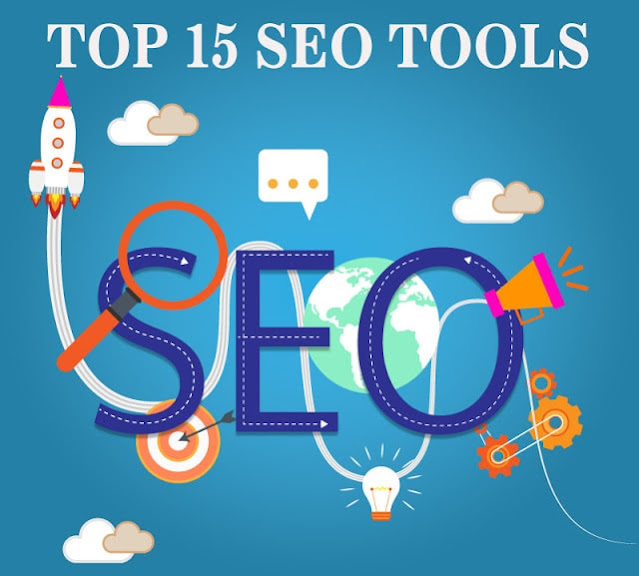 Top 15 SEO Tools