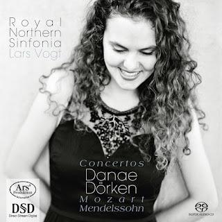 Danae Dorken - Mozart, Mendelssohn concertos - ARS Produktion
