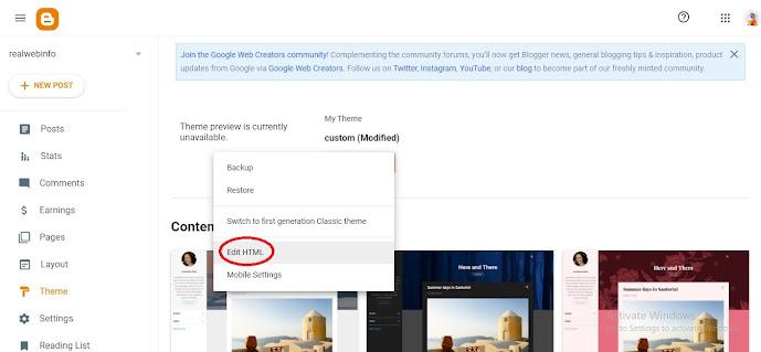 ब्लॉगर वेबसाइट में टेबल ऑफ़ कंटेंट को कैसे जोड़ें, स्टेप टू स्टेप तकनीक।