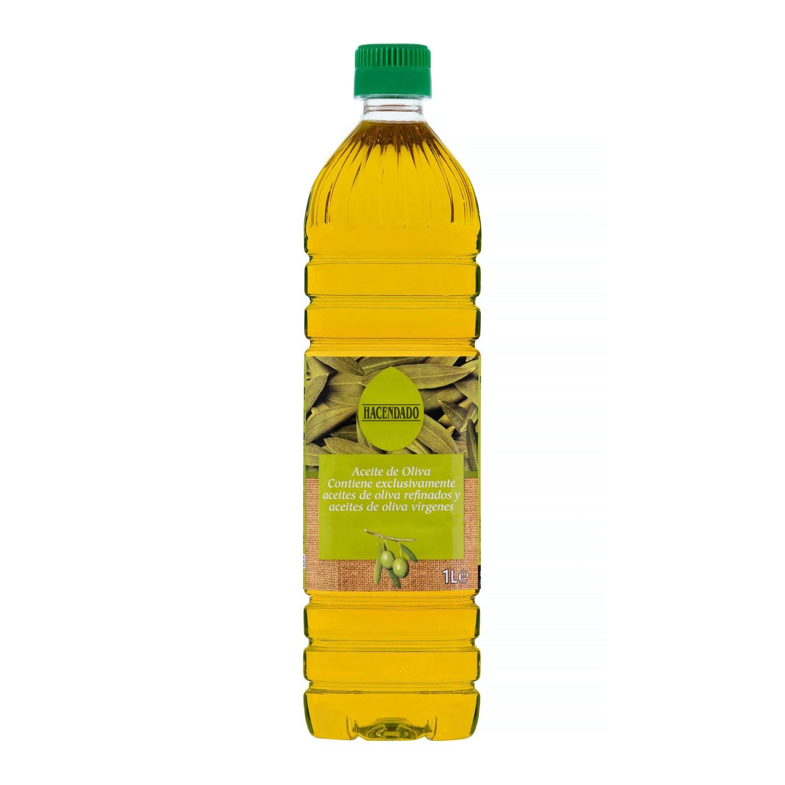 Aceite de oliva intenso Hacendado