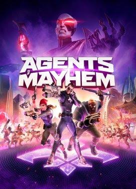 Agents Of Mayhem Torrent (PC)