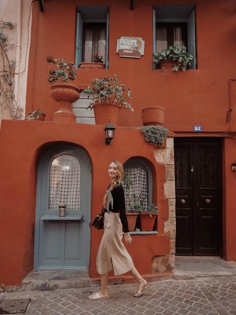 Crete luxury travel blog photography