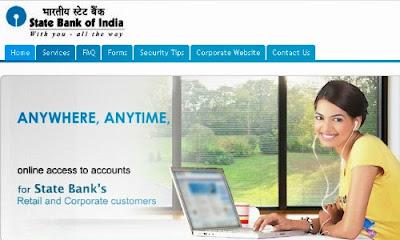 स्टेट बैंक नेट बैंकिंग