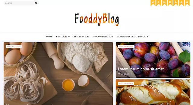FoodyBlog