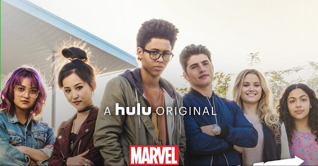 Marvel's Runaways Fugitivos