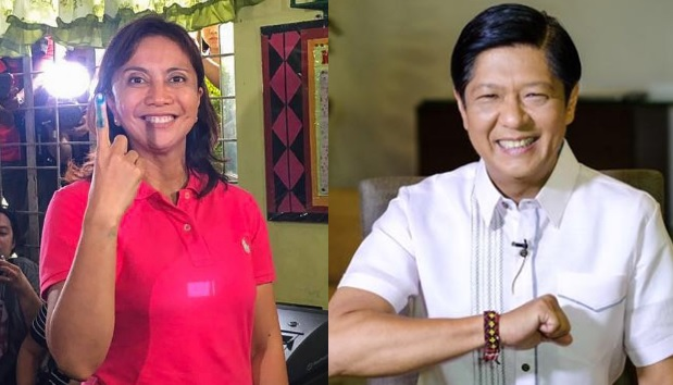 Robredo overtakes Marcos in VP race (May 10)