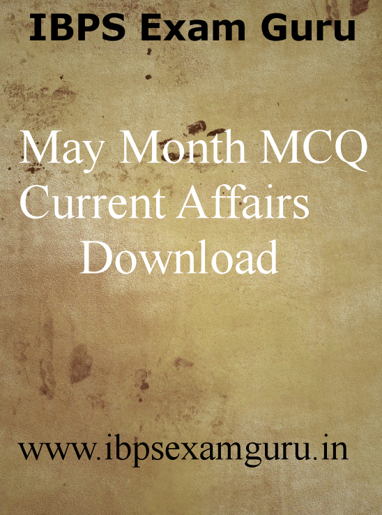 Download current affairs ebook