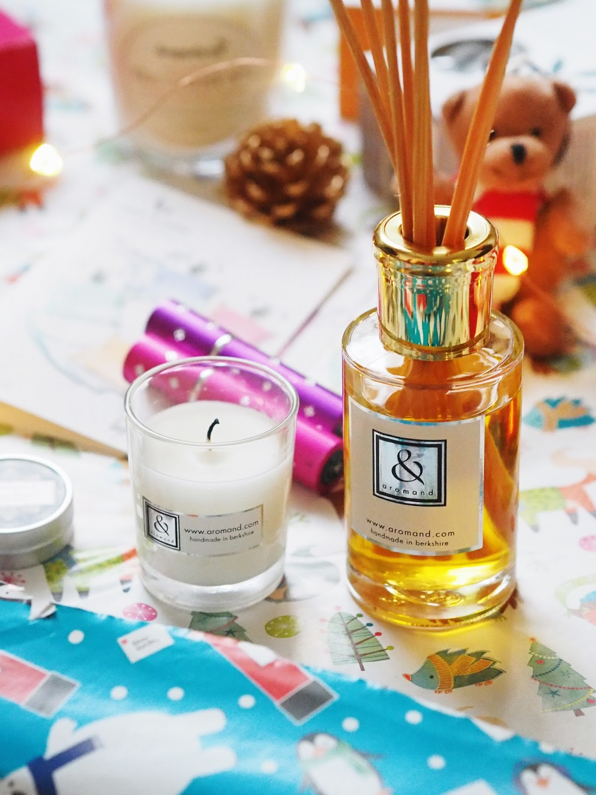 Christmas Gift Guide Fragrance Perfume M&J London Candle Giveaway