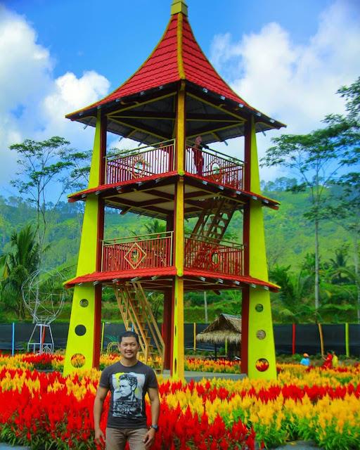 taman pagoda magelang