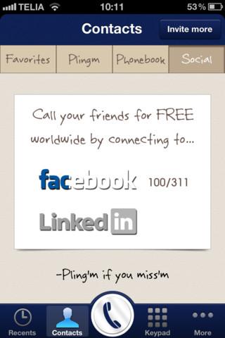 Free Overseas Calls Iphone App