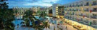 Hotel Harris Waterfront Batam dekat pantai