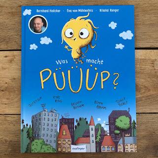 Was macht Püüüp? Buch von Bernhard Hoëcker und seiner Frau Eva von Mühlenfels