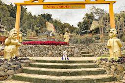 Tiket Masuk Dan Lokasi Wisata Baru King Garden Bandungan Semarang