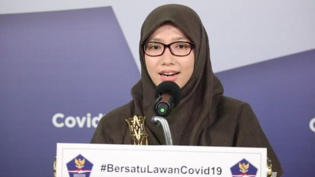 Perkenalkan, Dewi Nur Aisyah, Srikandi Gugus Tugas Covid-19 yang Jadi Idola