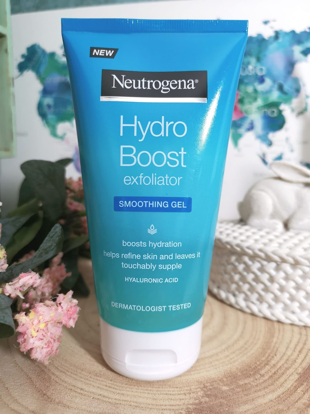Exfoliante Neutrogena Hydro Boost
