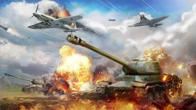 تحميل لعبة  WW2: Strategy Commander APK النسخة المهكرة للاجهزة الاندرويد
