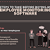 Steps to Take Before Buying an Employee Monitoring Software #infographic