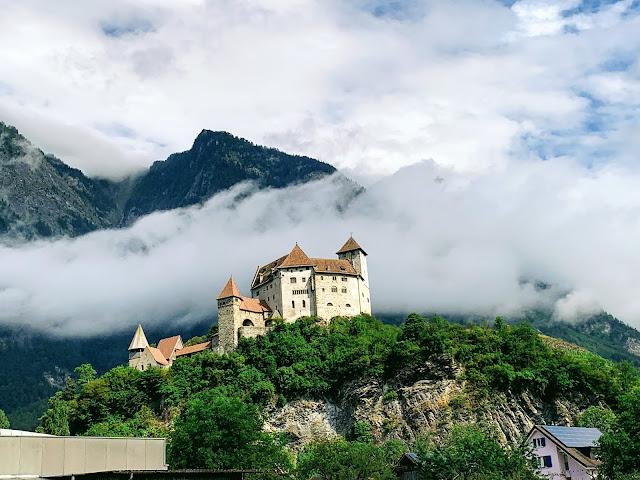 Road Trip From Zurich to Liechtenstein