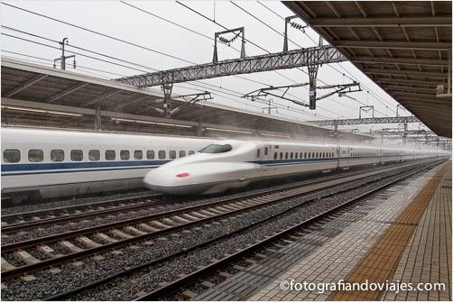 Shinkansen en Japón