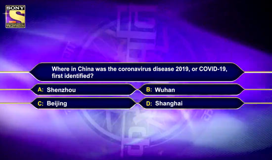 kbc today question 9 may 2020