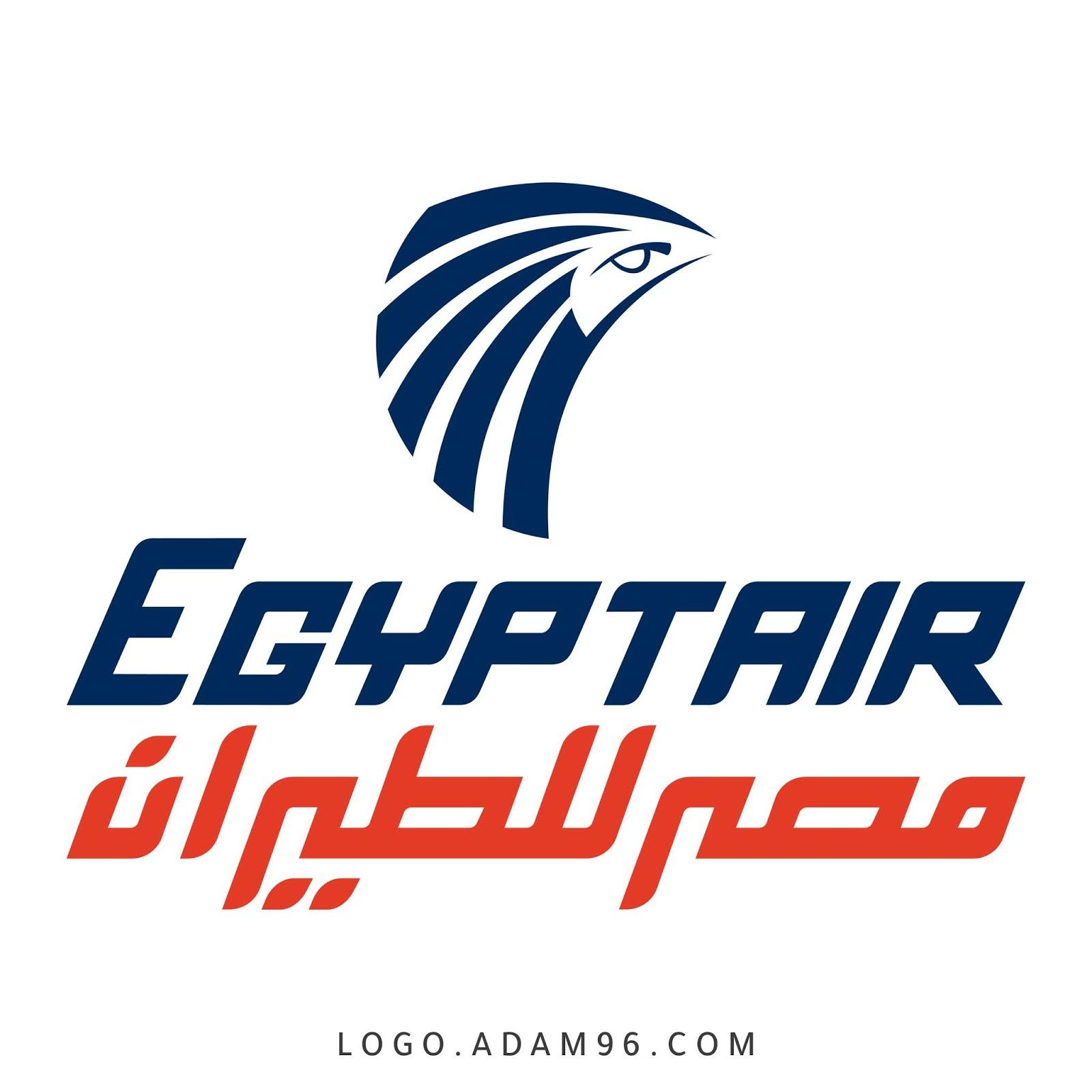 تحميل شعار الخطوط الجوية المصرية - مصر للطيران PNG