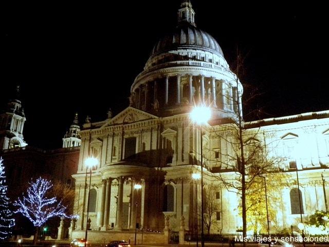 La catedral de San Pablo, Londres