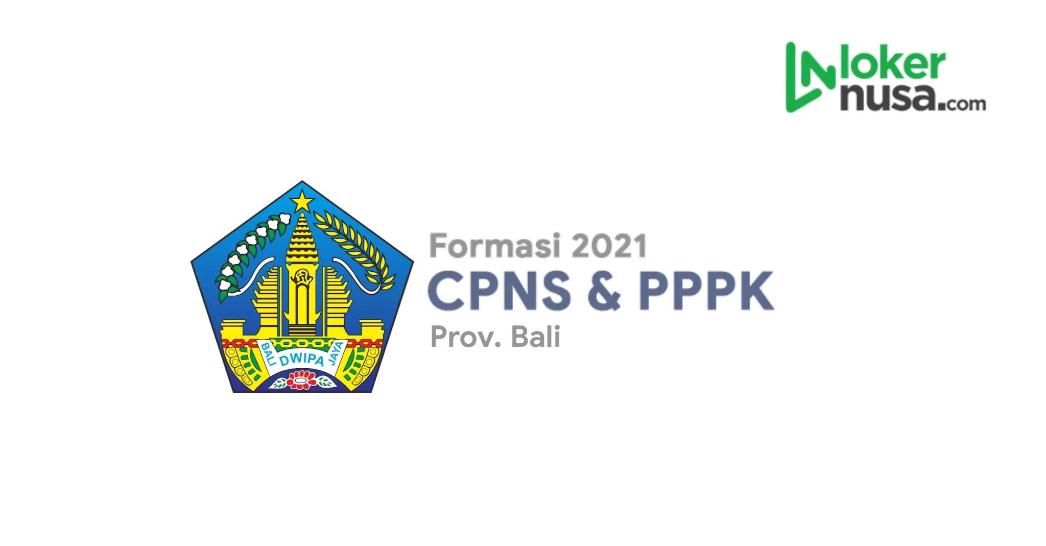 CPNS Bali
