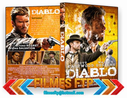 Diablo 2016 Dublado DVD-R AUTORADO / AVI