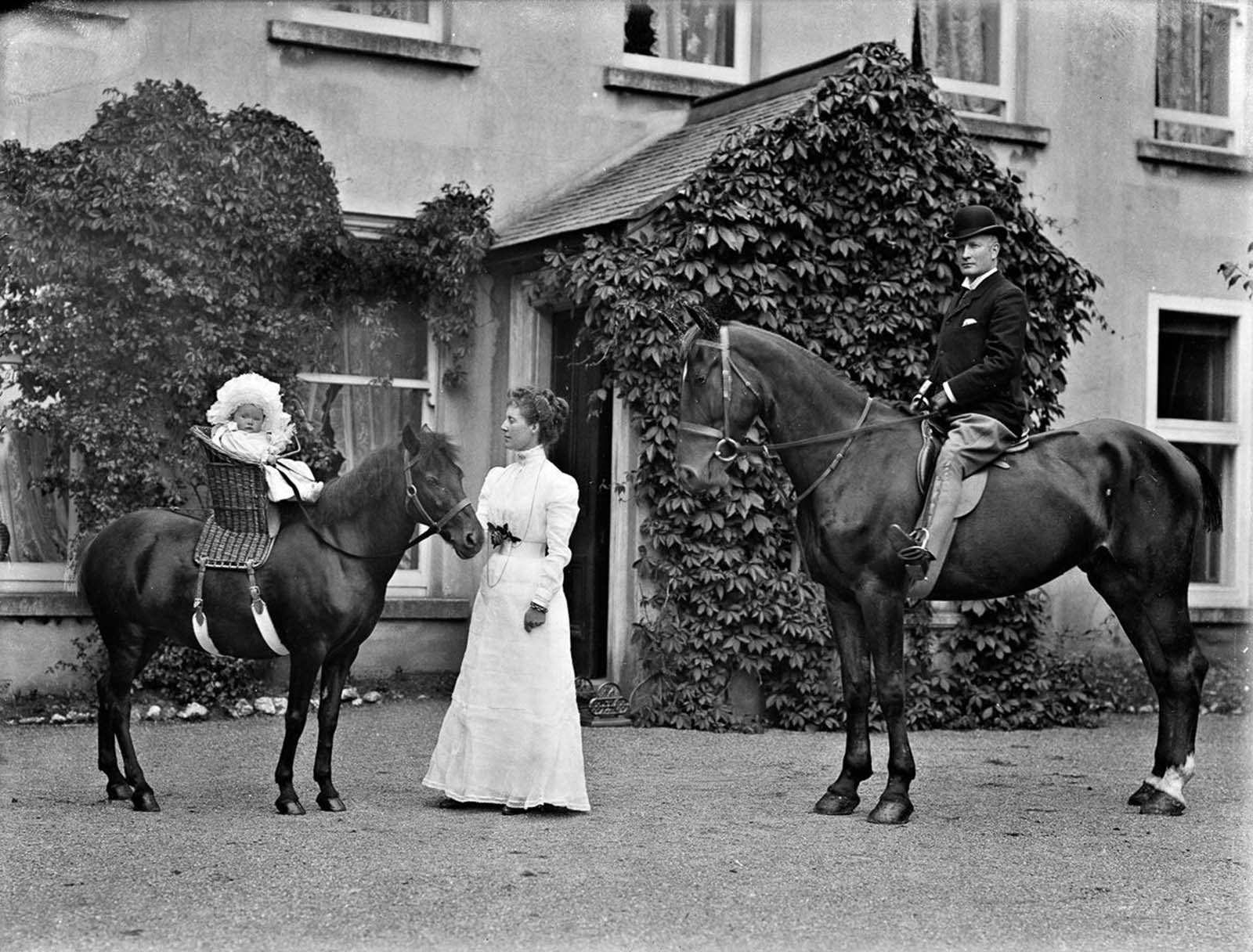 The McCoy family of Waterford. 1901.