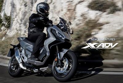 Honda X-ADV Review