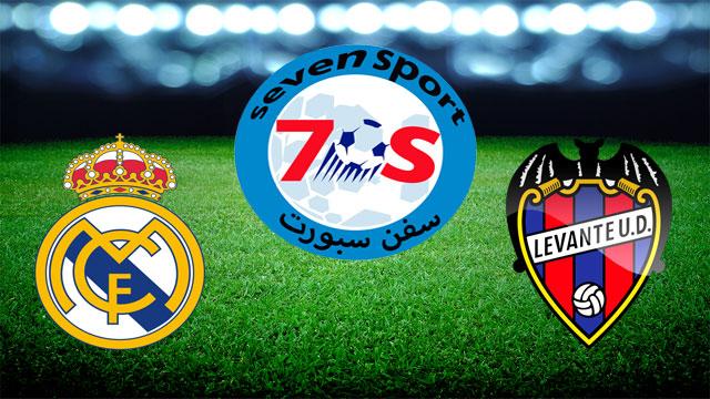 موعد مباراة ريال مدريد وليفانتي  بتاريخ 24/02/2019 في الدوري الاسباني الممتاز
