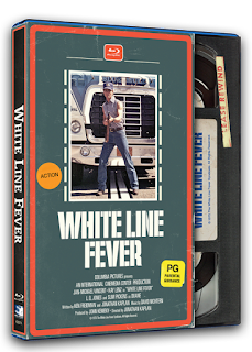 Review: White Line Fever Blu-ray