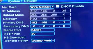 Cara setting online DVR Xmeye dengan mudah