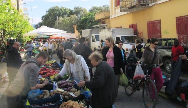 Αποτέλεσμα εικόνας για Λαϊκή Αγορά της Ιτέας