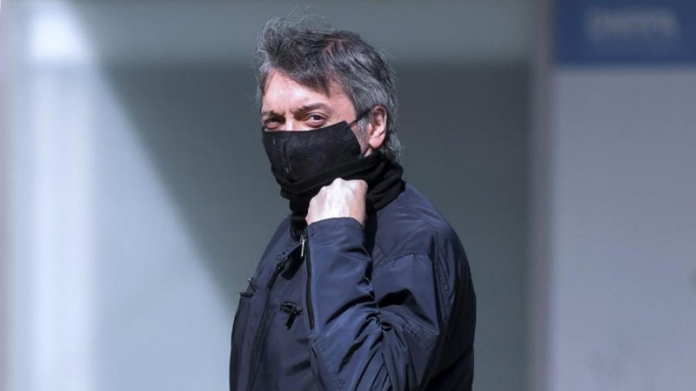 Máximo Kirchner internado en el Hospital Italiano por cólicos renales
