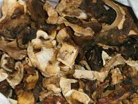 Сушеные белые грибы из Мозолово от Пеха