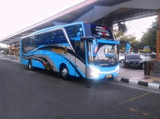 Jet Bus Pariwisata SHD Jogja