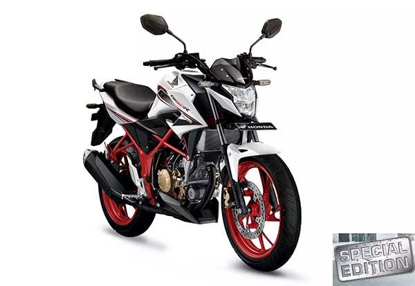 Spesifikasi dan Harga New Honda CB150R Streetfire Special Edition