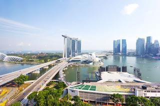 Source: Singapore Budget website. View of Singapore.
